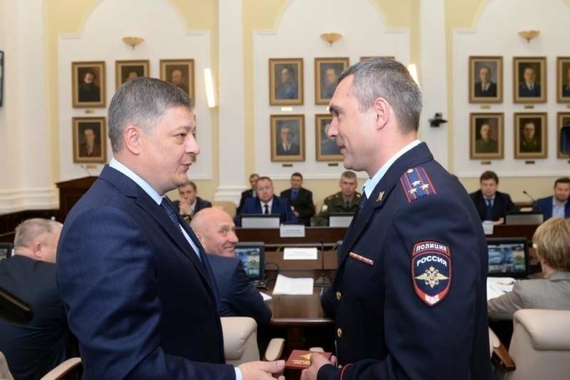 Назначен новый руководитель УВД ТиНАО , фото-1