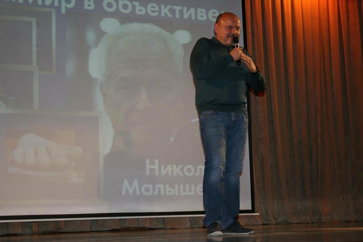 В Троицке прошла выставка бывшего фотокорреспондента ИТАР -ТАСС Николая Малышева, фото-5