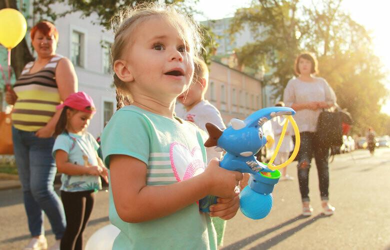 Развлекательный вечер проведут для детей из Михайлово-Ярцевского