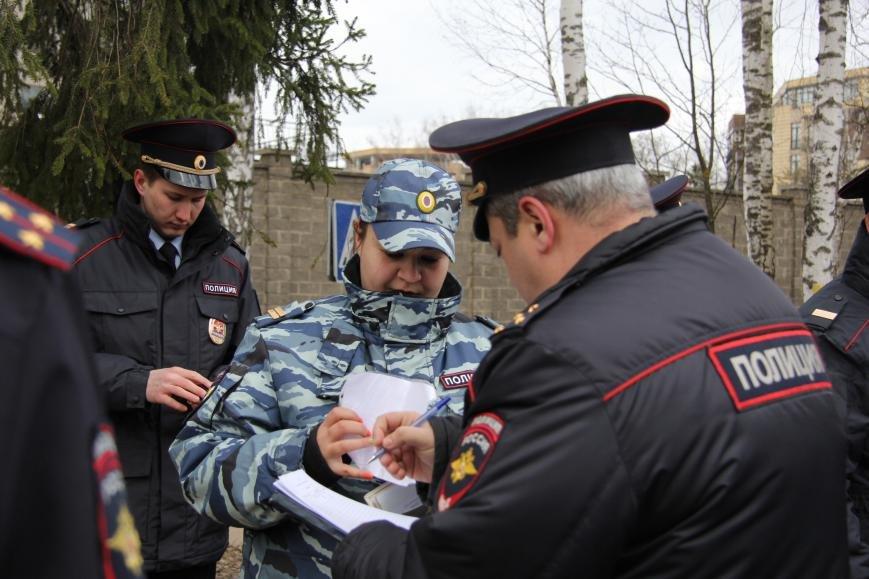 В Троицке прошел строевой смотр личного состава УВД ТиНАО, фото-6