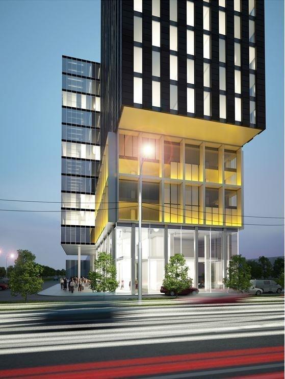 В Сосенках построят здание в виде консольно нависающего 21-этажного объема, фото-1