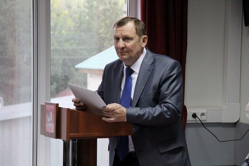 Троицкий совет ветеранов УВД по ТиНАО  избрал нового председателя, фото-3