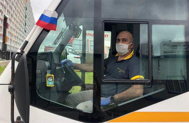Более 13 000 масок купили пассажиры мострансавто, фото-1