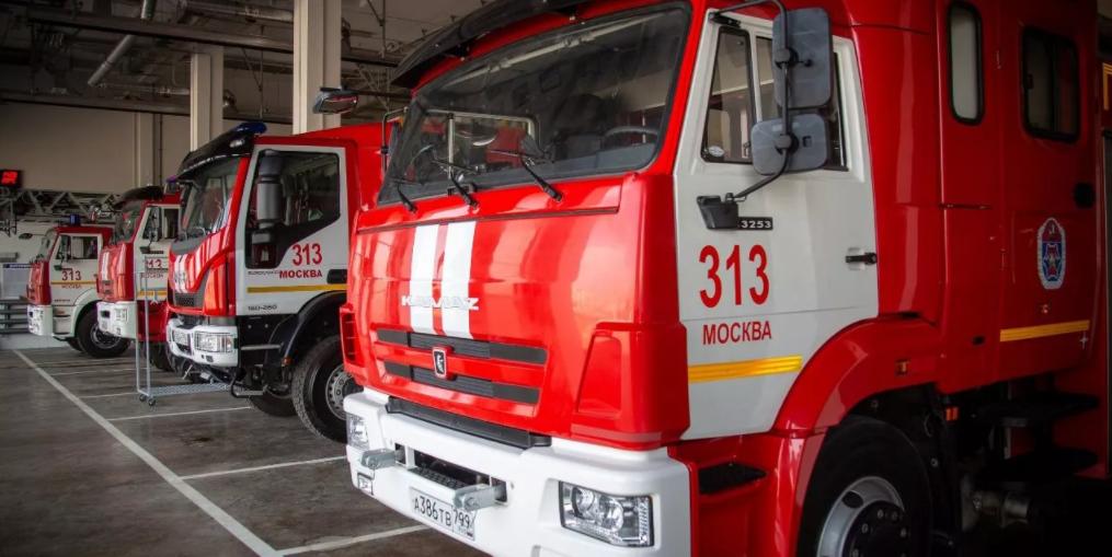 Новый пожарно-спасательный отряд начал работу в ТиНАО Москвы, фото-1