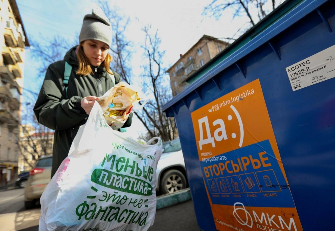 Субсидию на закупку новых контейнеров для раздельного сбора мусора может получить подмосковье, фото-1