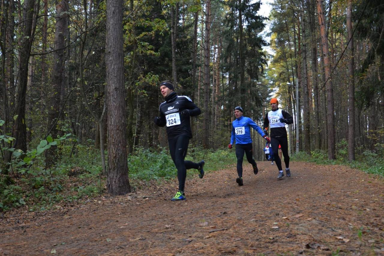 Третье место в забеге занял спортсмен из городского округа Троицк, фото-1