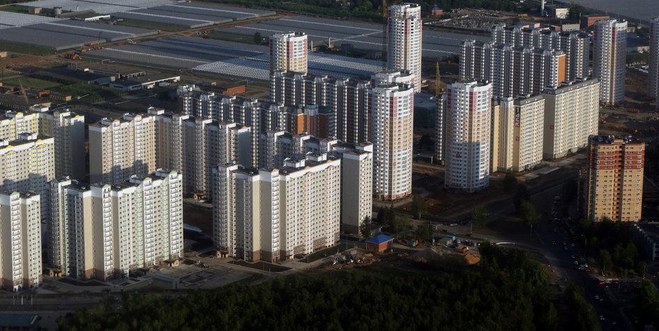 В Новой Москве ввели в эксплуатацию более 400000 кв. метров индивидуального жилья, фото-1
