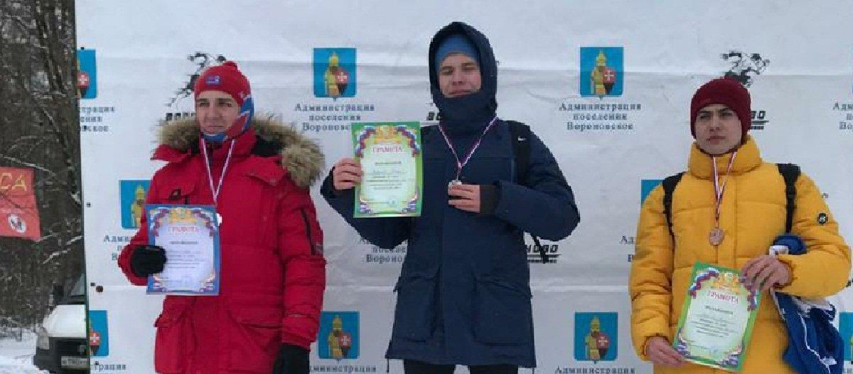 В соревнованиях принял участие ученик гимназии города Троцка , фото-1
