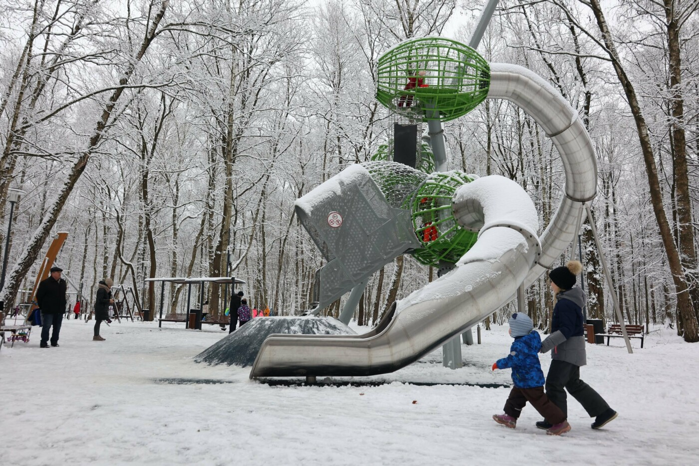 В Троицком и Новомосковском административных округах оборудуют новые парки, фото-1