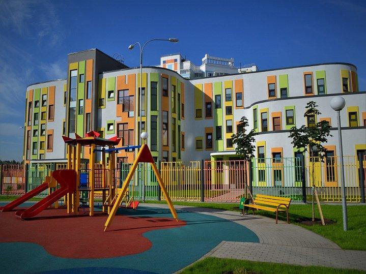 В Новой Москве возведут образовательные площадки, фото-1