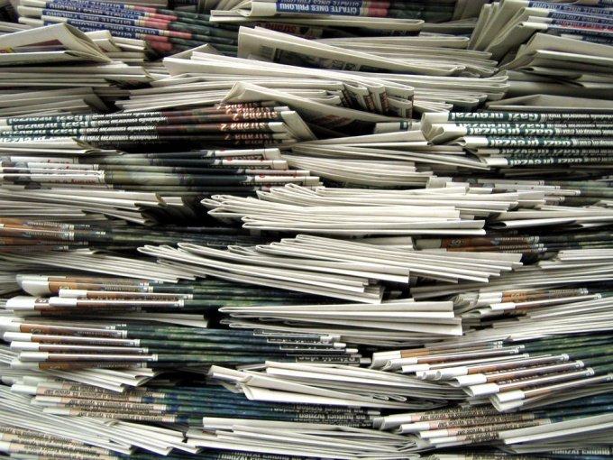 В гимназии выпустили новый номер газеты, фото-1