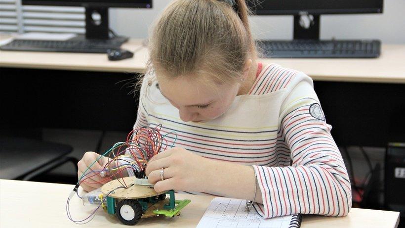 На базе детского IT-технопарка «Байтик» проведут вебинар, фото-1