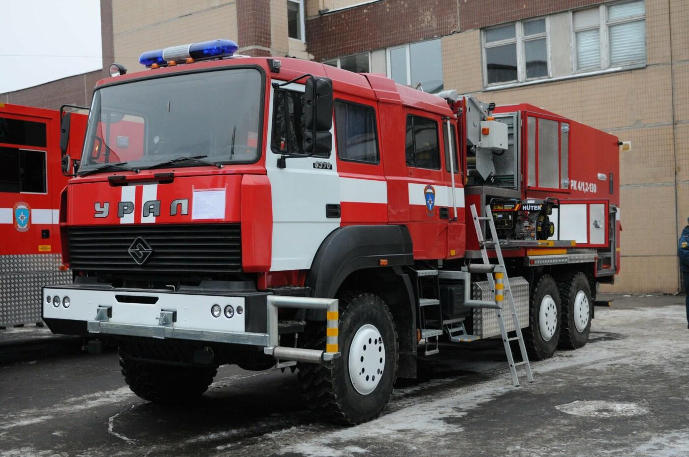 В Новой Москве возведут несколько пожарных депо, фото-1