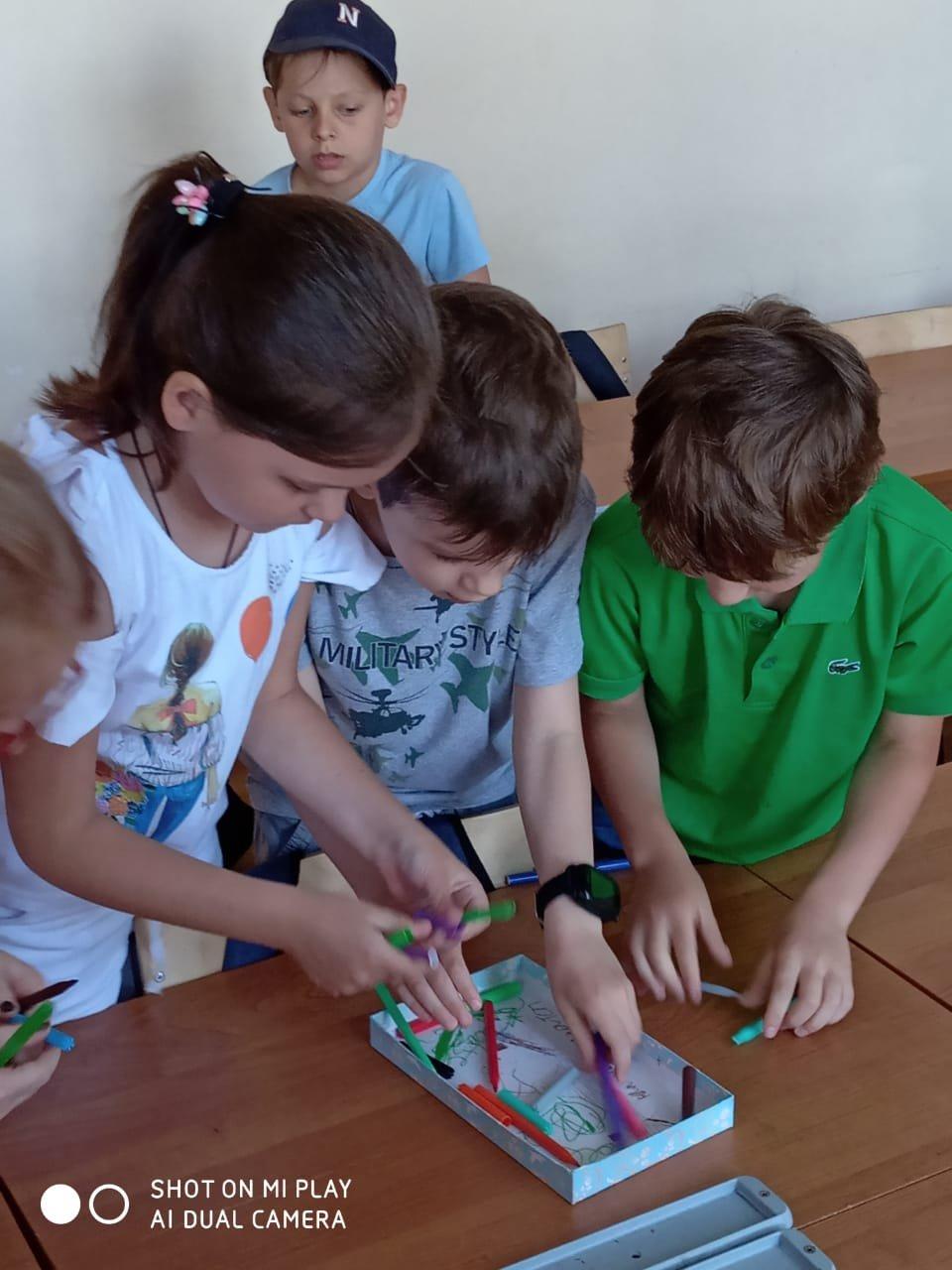 На базе Троицкой гимназии Пушкова провели игру-квест «Калейдоскоп», фото-1