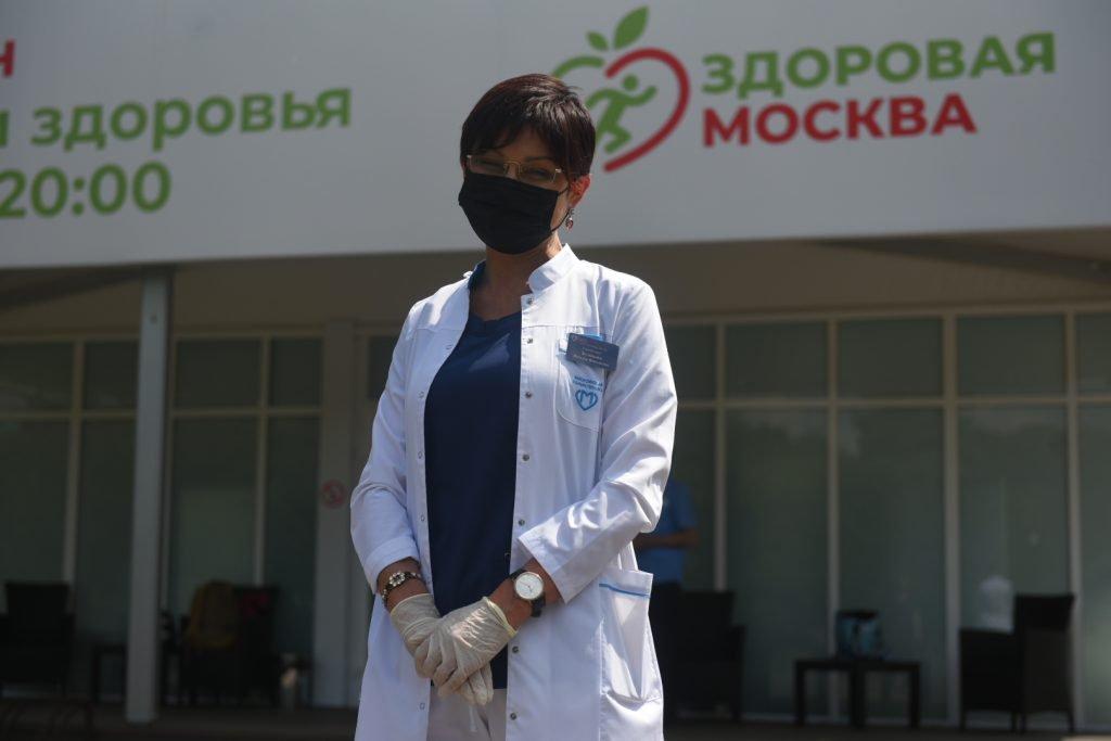 Ревакцинацию от COVID-19 можно пройти в павильонах «Здоровая Москва», фото-1