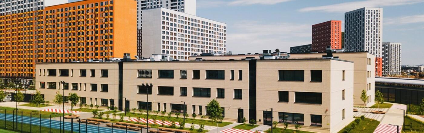 14 школ и 12 детских садов построят в новой Москве, фото-1