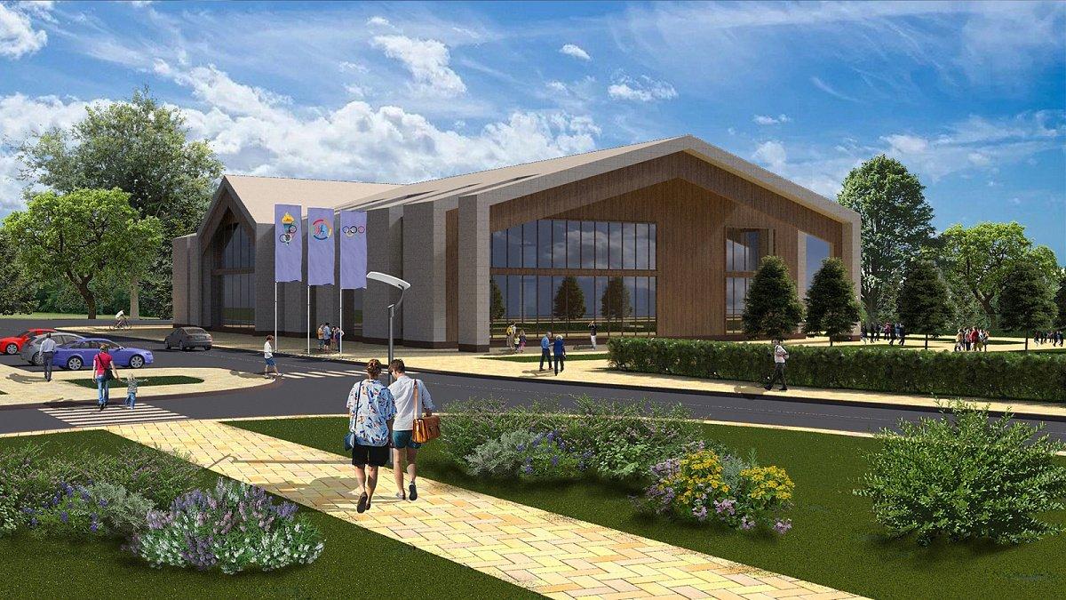 В ТиНАО введут в строй до конца 2021 года спортивно-оздоровительную базу «Лесная» , фото-1
