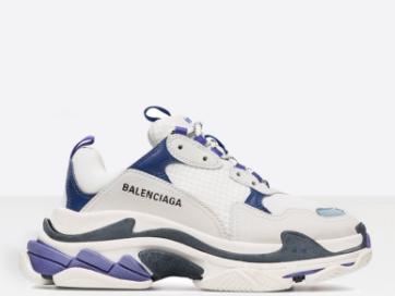 Купить настоящие кроссовки Balenciaga в Троицке